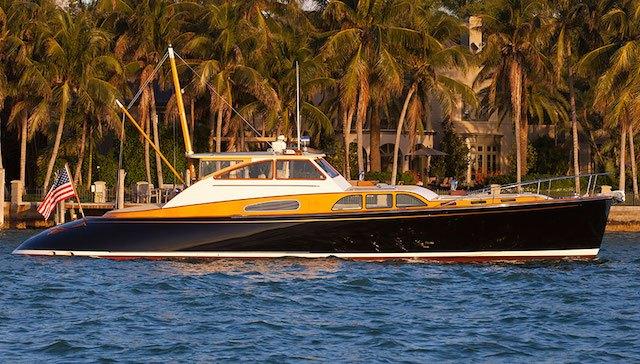 How Billy Joel Gets From Long Island To Manhattan Vendetta Zurn Yacht Design Billy Joel