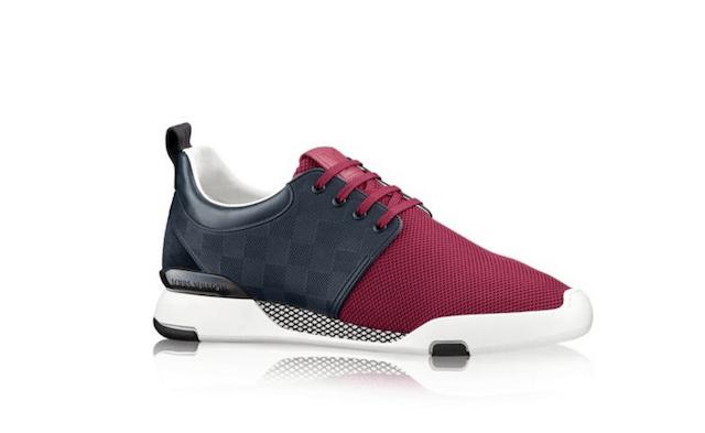 Louis Vuitton Fastlane Sneaker is like a Nike Roshe One