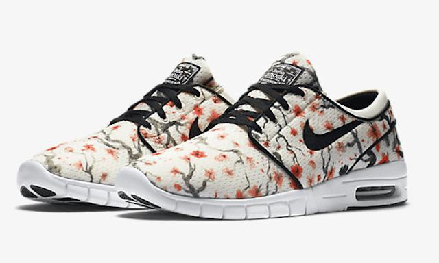 Nike SB Stefan Janoski Max Cherry Blossom 2