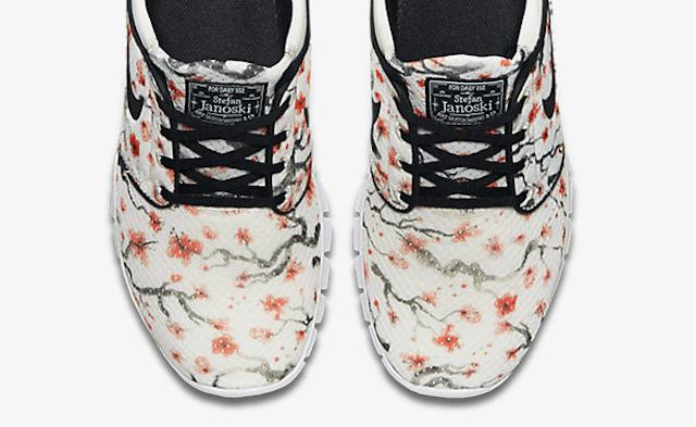 Nike SB Stefan Janoski Max Cherry Blossom top