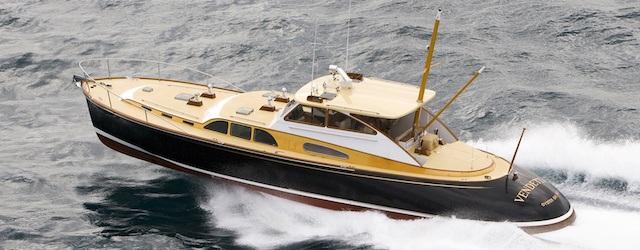 Vendetta Zurn Yacht Design Billy Joel