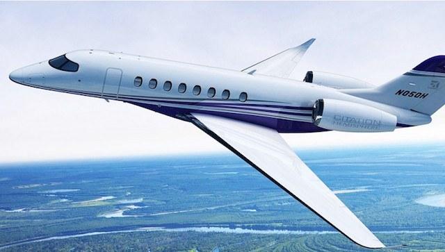 Cessna Hemisphere
