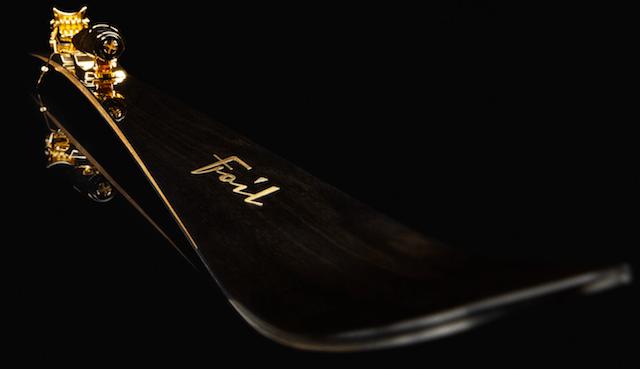 Foil Oro-Nero