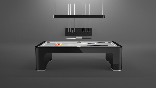 IXO Elysium Carbon Fiber Pool Table