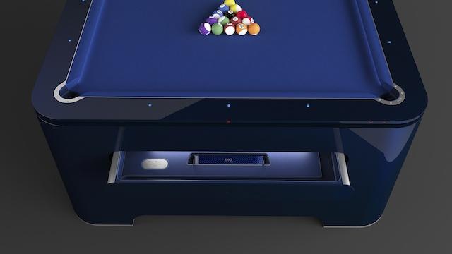 IXO Elysium Carbon Fiber Pool Table 3