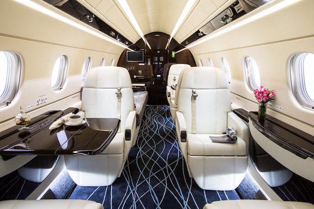Jackie Chan Embraer Legacy 500 3