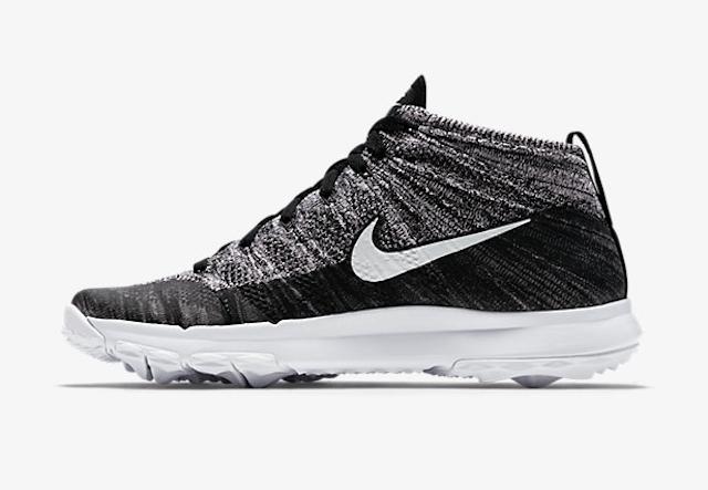 Nike Flyknit Chukka Golf Shoe 2