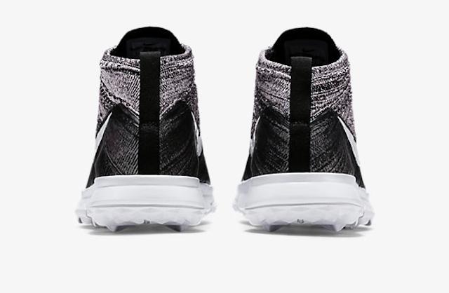 Nike Flyknit Chukka Golf Shoe 3