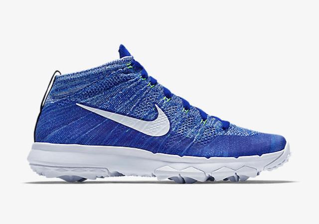 Nike Flyknit Chukka Golf Shoe 4