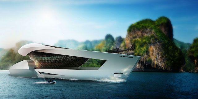 Sea Level CF8 Future Concept