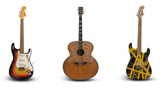 The Guitar Auction