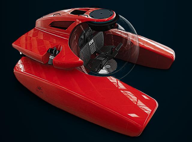 Triton 6600:2 Submarine