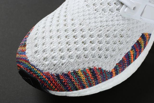 Adidas Ultraboost Primeknit Rainbow 3