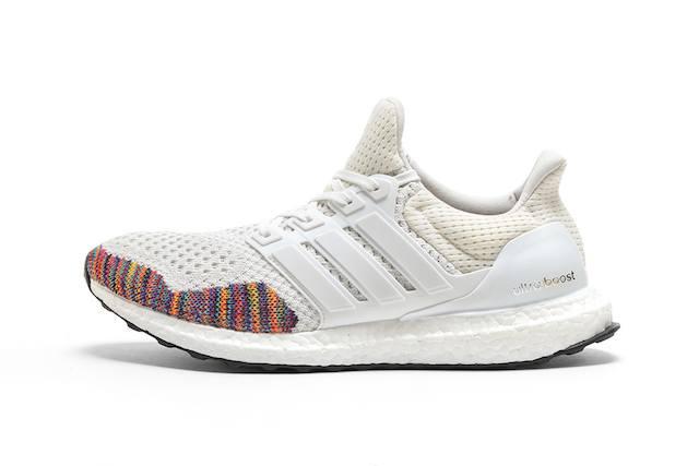 Adidas Ultra boost Primeknit Rainbow