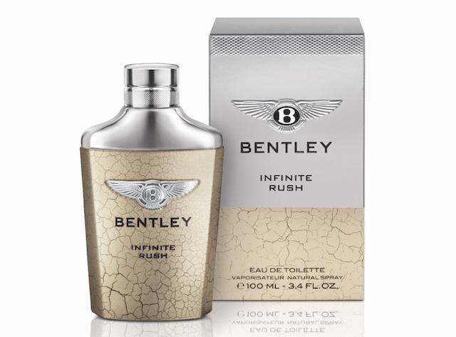 Bentley Infinite Rush Fragrance