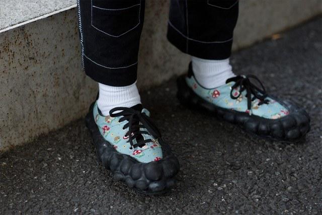 Bizarre Sneakers Tokyo Fashion Week 1