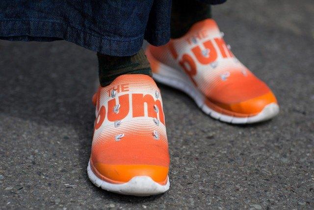 Bizarre Sneakers Tokyo Fashion Week 2
