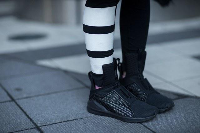 Bizarre Sneakers Tokyo Fashion Week 3