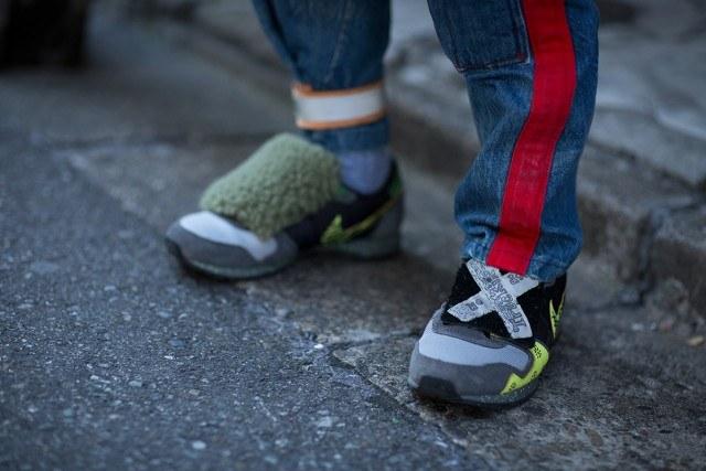 Bizarre Sneakers Tokyo Fashion Week 6