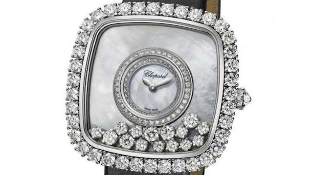 Chopard Happy Diamonds Anniversary Watch 2