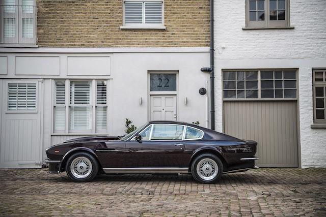 Elton John 1985 Aston Martin V8 Vantage 2