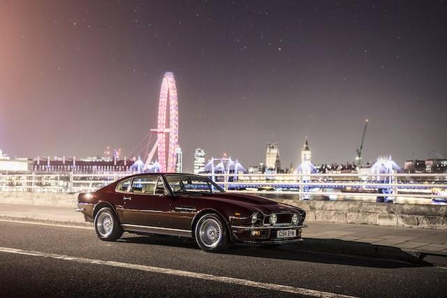 Elton John 1985 Aston Martin V8 Vantage