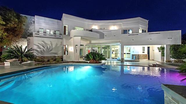 Mike Tyson Las Vegas Home 2