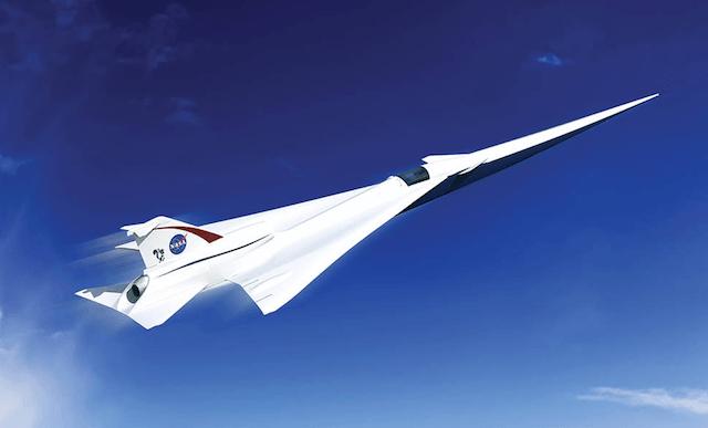 NASA New Aviation Horizon X-Plane