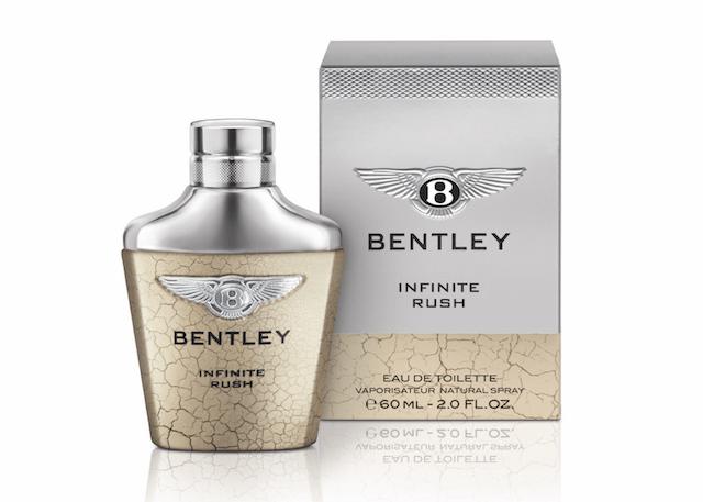 New Bentley Fragrance Infinite Rush