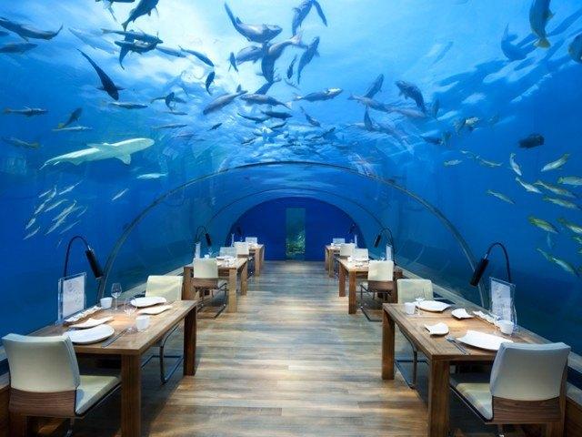 Conrad Maldives Mongali Island
