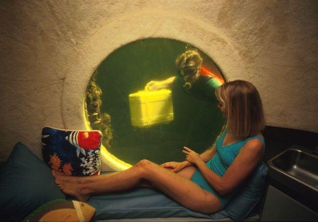 Jules' Undersea Lodge (Key Largo, Florida)