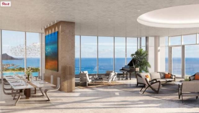 hawaii living room