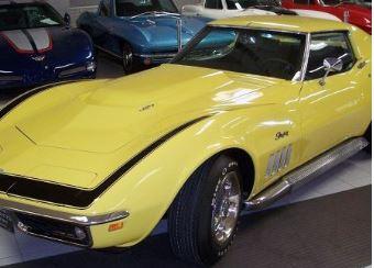 corvette $1.4 million