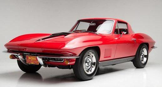 corvette $3.85 million