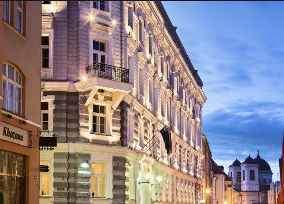 hotel telegraff