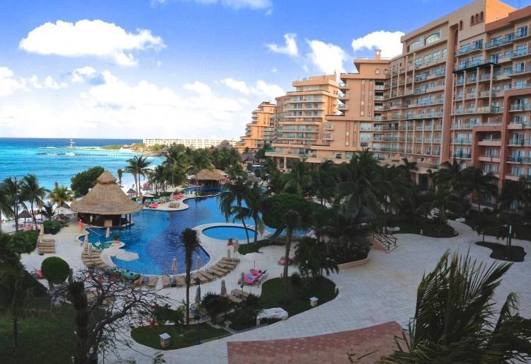 Grand Fiesta Americana Coral Beach, Cancun, Mexico