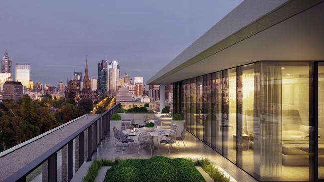 Grand Pavilion Penthouse 4