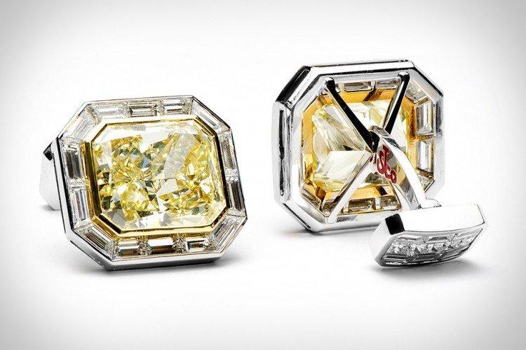 Jacob & Co.'s $4.2 million cufflinks