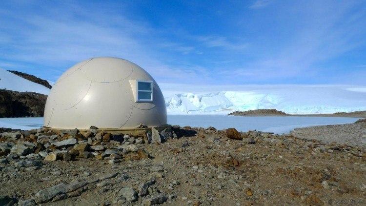 White Desert Antarctica 1