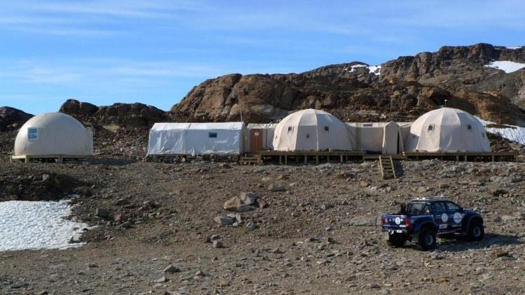 White Desert Antarctica 3