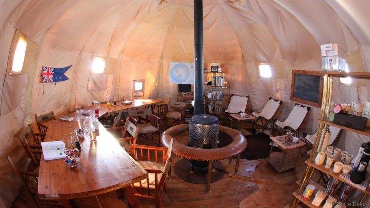 White Desert Antarctica 5