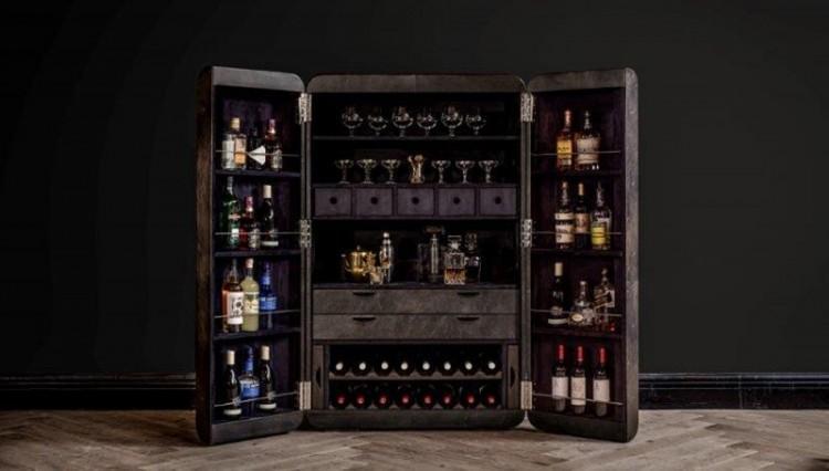 Bar Cabinet 1