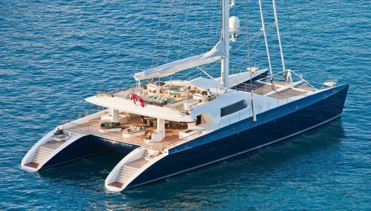 Hemisphere Catamaran 3