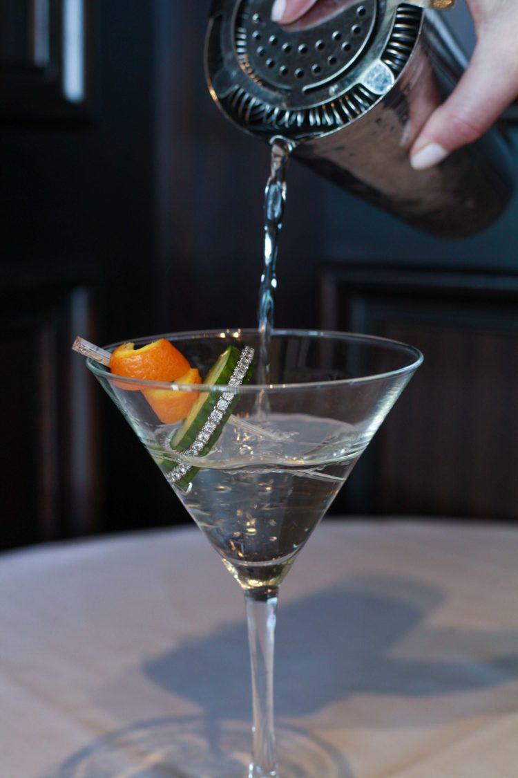Del Frisco's $10,000 Martini 4