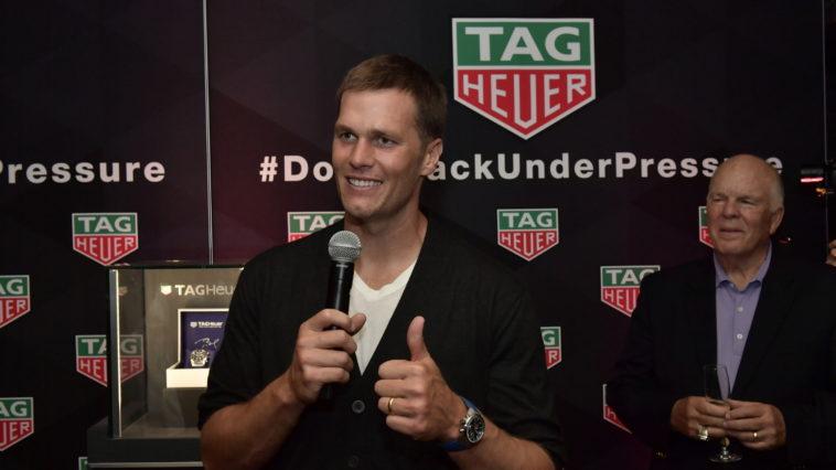 Tom-Brady Tag Heuer Carrera Watch